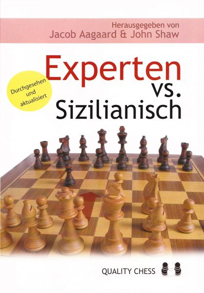 Schachbuch Experten vs. Sizilianisch
