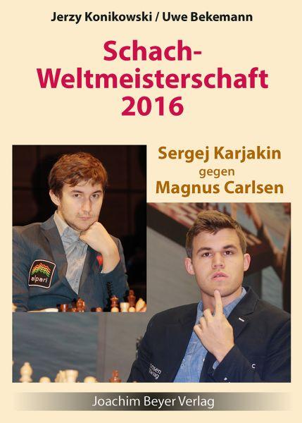 Schachbuch Schach-Weltmeisterschaft 2016