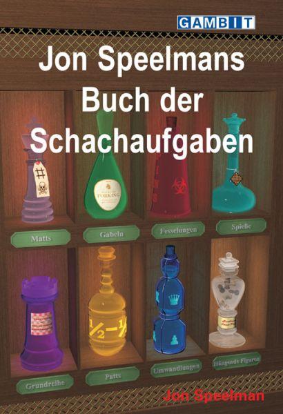 Schachbuch Jon Speelmans Buch der Schachaufgaben