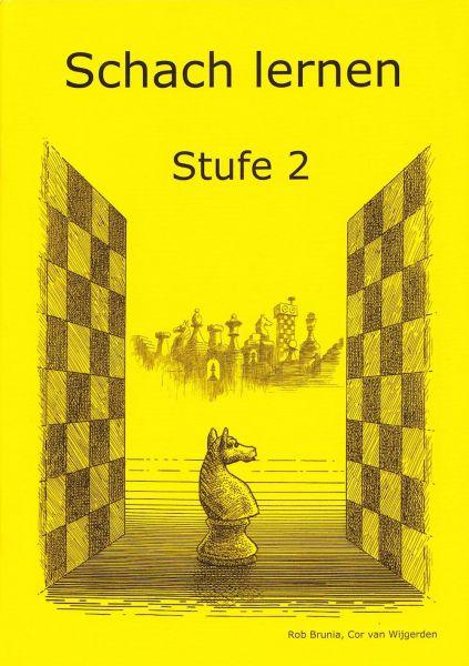 Schach lernen - Stufe 2 Schülerheft