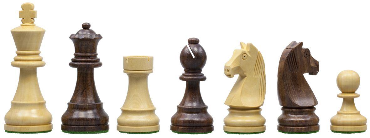 Artus Holz Königshöhe 78 mm Schachfiguren Staunton
