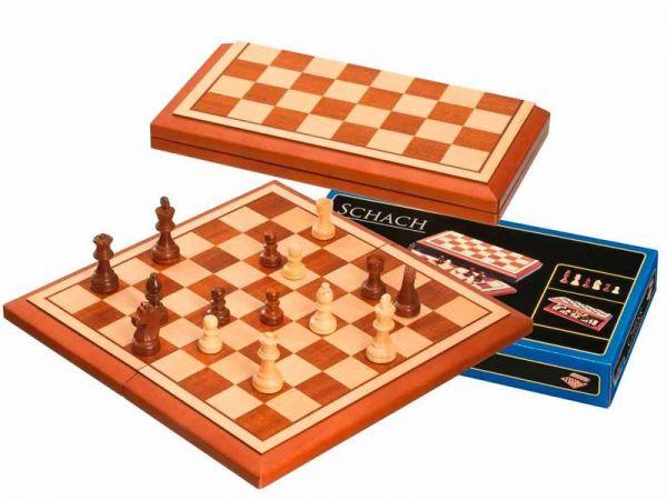 Schachkassette Belgrad, Königshöhe 76 mm, Feldgröße 40 mm