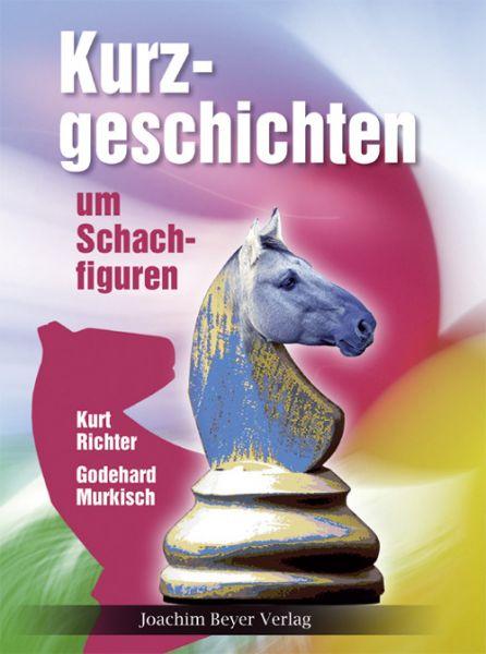 Schachbuch Kurzgeschichten um Schachfiguren