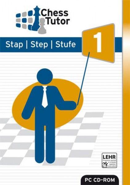 Schach DVD Chess Tutor Stufe 1