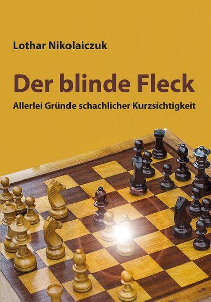 Schachbuch Der blinde Fleck