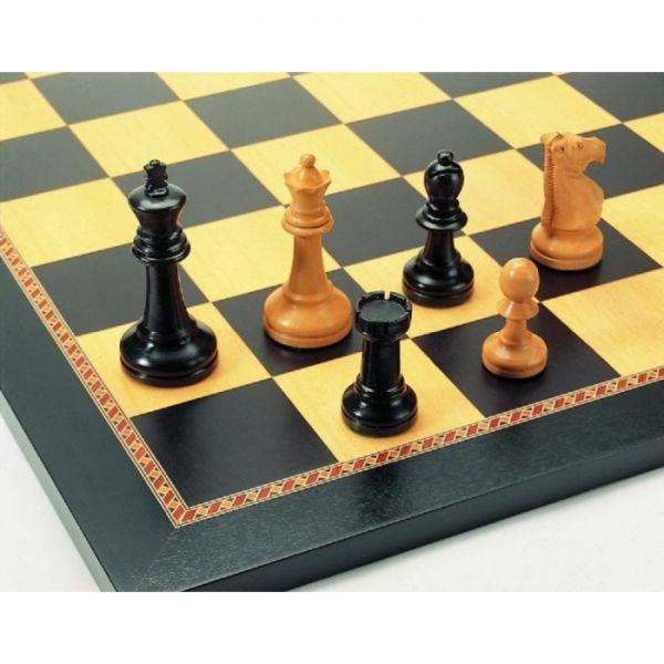 Schachfiguren Original Jaques Staunton, Königshöhe 95 mm
