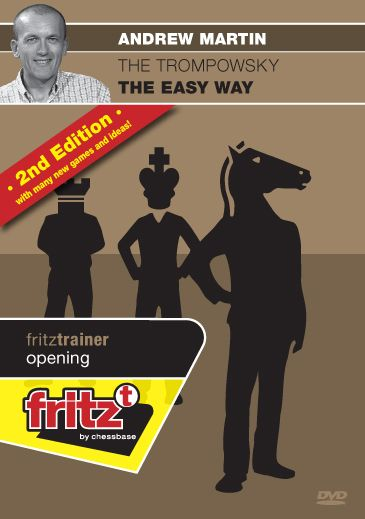 Schach DVD The Trompowsky - The easy way - 2nd Edition