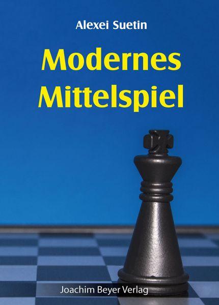 Schachbuch Modernes Mittelspiel