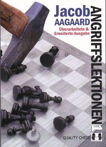 Schachbuch Angriffslektionen 1