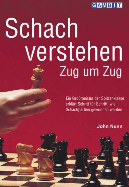 Schachbuch Schach verstehen - Zug um Zug