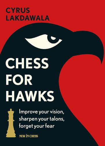 Schachbuch Chess for Hawks