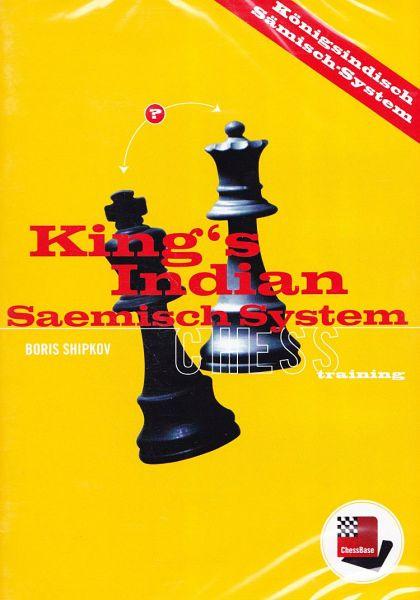 Schach CD Königsindisch Sämisch System