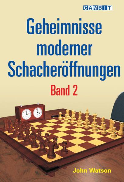 Schachbuch Geheimnisse Moderner Schacheröffnungen, Band 2