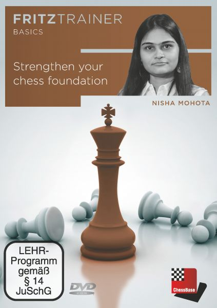 Schach DVD Strengthen your chess foundation