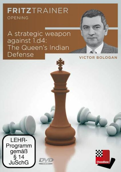 Schach DVD A strategic weapon against 1.d4: The Queen's Indian Defense
