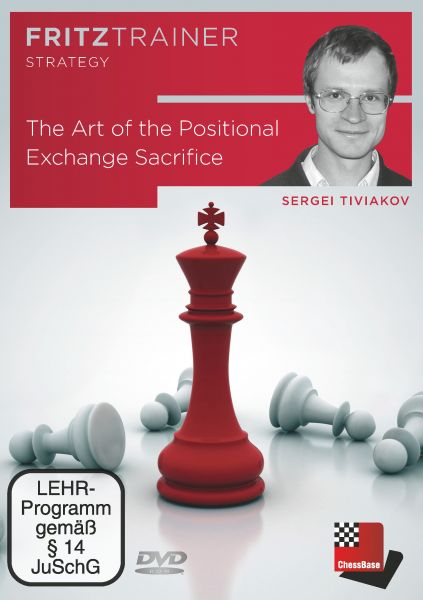 Schach DVD The Art of the Positional Exchange Sacrifice