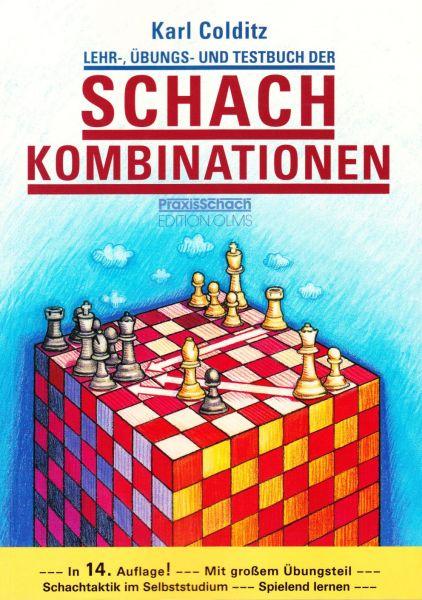 Schachbuch Schachkombinationen