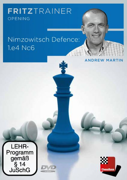 Schach DVD Nimzowitsch Defence 1.e4 Nc6