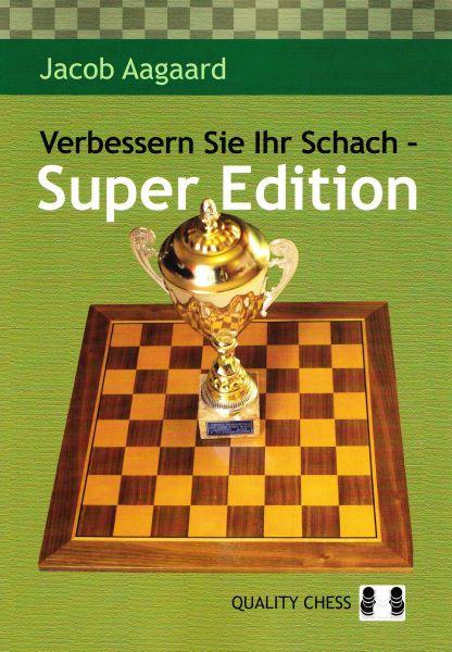 Schachbuch Verbessern Sie Ihr Schach - Super Edition