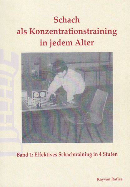 Schachbuch Schach als Konzentrationstraining Band 1