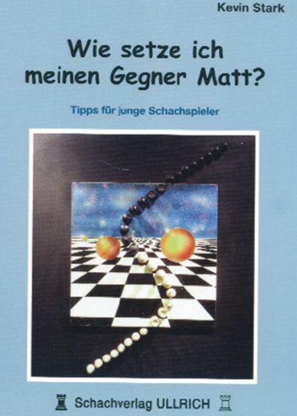 Schachbuch Wie setzte ich meinen Gegner matt?