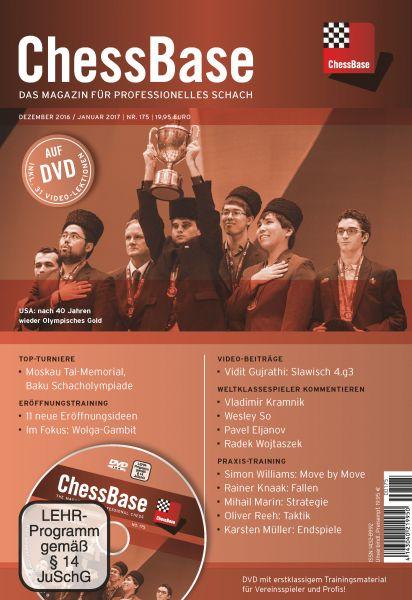 ChessBase Magazin 175
