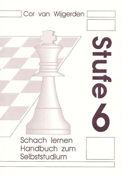 Schach lernen - Stufe 6 Lehrerhandbuch