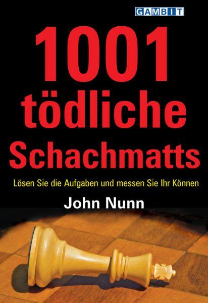 Schachbuch 1001 tödliche Schachmatts
