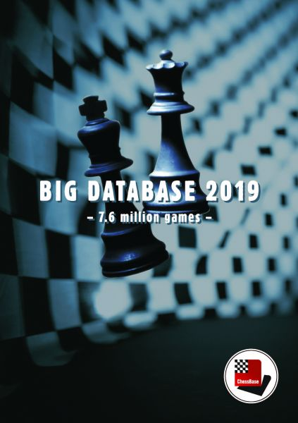 Schach DVD Big Database 2019