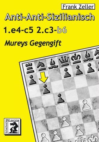 Schachbuch Anti-Anti-Sizilianisch