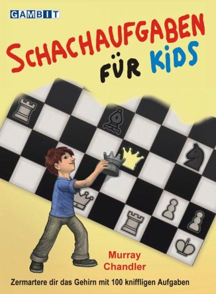 Schachbuch Schachaufgaben für Kids