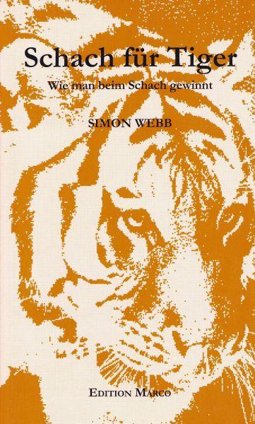Schachbuch Schach für Tiger