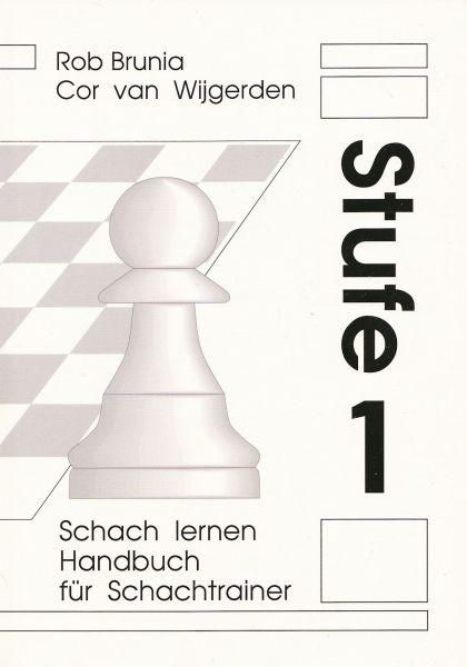Schach lernen - Stufe 1 Lehrerhandbuch