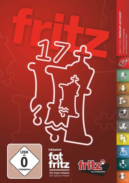 Schachprogramm Fritz 17