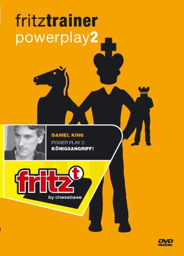 Schach DVD Power Play 2: Königsangriff