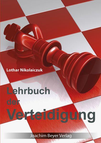 Schachbuch Lehrbuch der Verteidigung