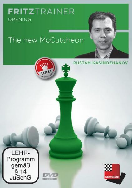 Schach DVD The new McCutcheon