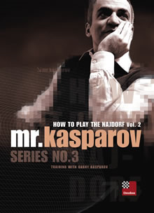 Schach DVD How to play the Najdorf Vol. 2