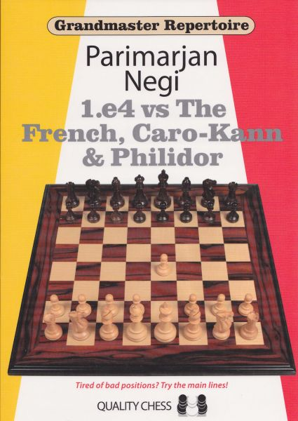 Schachbuch 1.e4 vs The French, Caro-Kann and Philidor