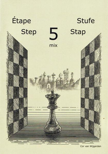 Schach lernen - Stufe 5 mix Schülerheft
