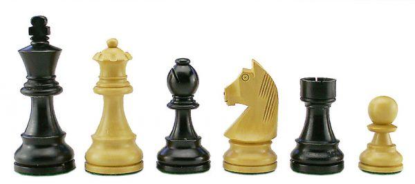 Schachfiguren Classic Staunton, Königshöhe 95 mm