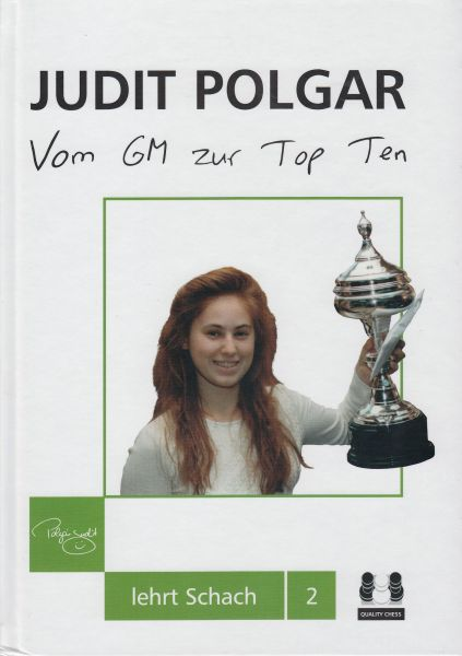 Schachbuch Vom GM zur Top Ten - Judit Polgar lehrt Schach 2