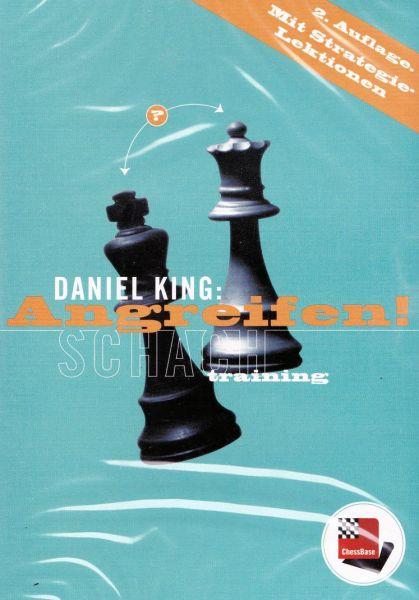 Schach CD Daniel King: Angreifen !