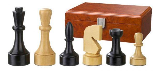 Schachfiguren Romulus, Königshöhe 95 mm