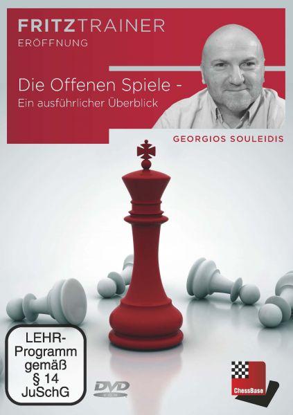 Schach DVD Die offenen Spiele - Ein ausführlicher Überblick