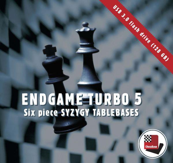 Endgame Turbo 5 auf USB Stick