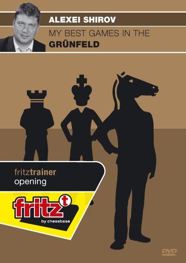 Schach DVD My best games in the Grünfeld