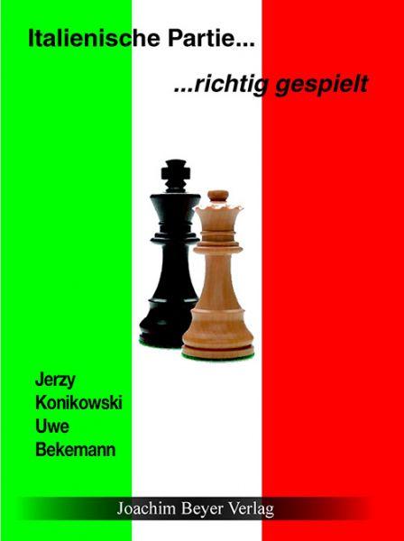 Schachbuch Italienische Partie - richtig gespielt