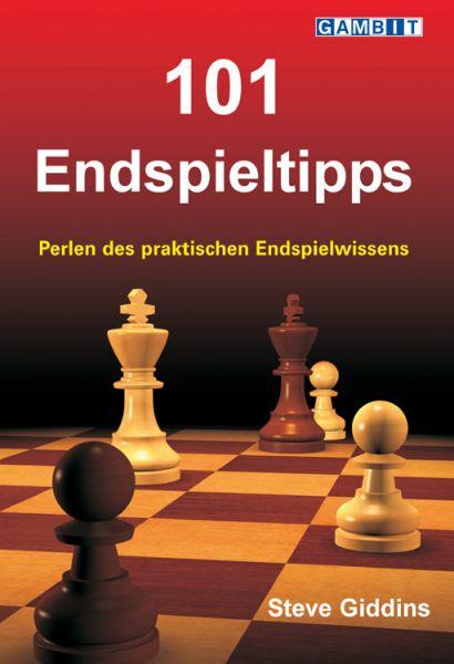 Schachbuch 101 Endspieltipps