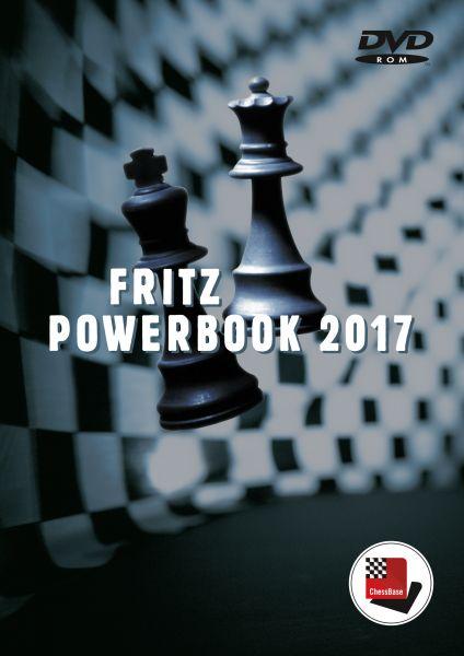 Schach DVD Fritz Powerbook 2017